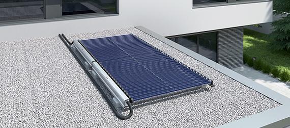 Solaranlage von Enders Heizung Sanitär GmbH & Co. KG in Olpe