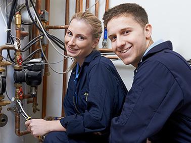 Ausbildung als Anlagenmechaniker bei Enders Heizung Sanitär GmbH & Co. KG in Olpe