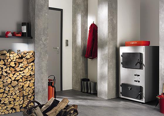 Heizen mit Holz mit Enders Heizung Sanitär GmbH & Co. KG in Olpe